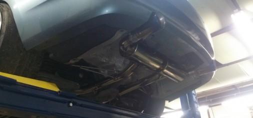 BMW E92 335i ワンオフ製作